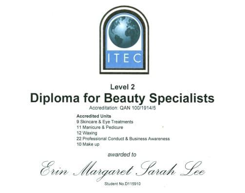 Международный диплом ITEC